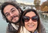 Namorado de Fátima Bernardes é diagnosticado com trombose | Foto: Reprodução | Instagram