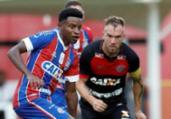 Bahia arranca empate, amplia série invicta e complica rival | Tiago Caldas | Ag. A TARDE