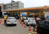 Preço da gasolina na Bahia deve aumentar R$ 0,11 na sexta | Raul Spinassé | Ag. A TARDE
