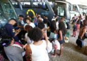 Rodoviária e ferry montam esquema especial para o feriadão   Luciano Carcará   Ag. A TARDE