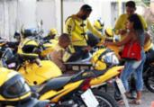 Mototaxistas passam por vistoria a partir desta segunda | Adilton Venegeroles | Ag. A TARDE