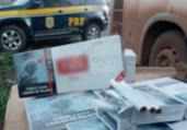 Apreendidos mais de 6 mil maços de cigarros contrabandeados | Divulgação | PRF-BA