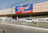 Homens armados roubam supermercado e levam celulares   Reprodução   Google Maps