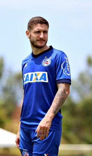 Zé Rafael pode espantar má fase com bom desempenho - Felipe Oliveira/Divulgação