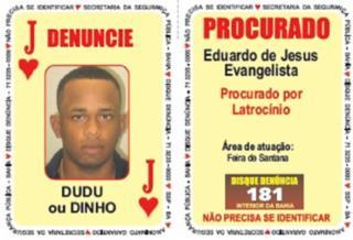 Sete deles são procurados por envolvimento em crimes violentos letais intencionais - SSP-Ba/Divulgação