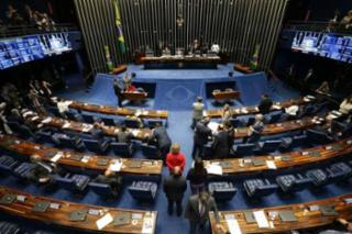 Senado aprova aumento de salário do STF com efeito cascata. Prejuízo para os cofres públicos - Ag. Senado/Reprodução