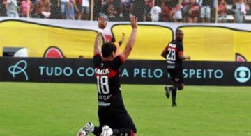 Para atacante, duelo em Recife pode decidir futuro do Leão - Maurícia da Matta / EC Vitória