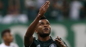Borja marcou o primeiro e Felipe Melo e Luan completam o placar - Divulgação/Palmeiras