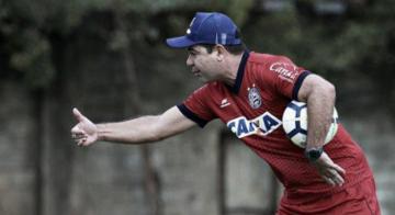 Enderson Moreira pede que jogadores lutem com energia até o fim da competição - Felipe Oliveira/EC Bahia/Divulgação