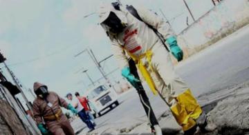 Liberdade foi alvo de uma ação de combate ao mosquito transmissor da dengue - Divulgação/Bruno Concha
