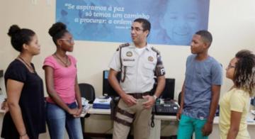 Base Comunitária de Segurança (BCS) do Bairro da Paz - Luciano da Matta/Ag. A Tarde