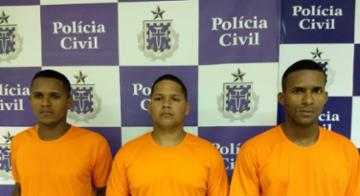 Uma briga por causa de uma ferramenta levou aos crimes cometidos por irmãos - SSP-Ba/Divulgação