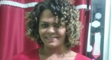 Uma das principais militantes da causa LGBTs, Raphaela, 32, combatia crimes contra travestis - Divulgação