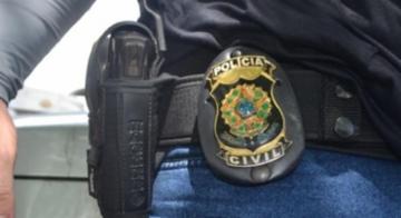 De acordo com a polícia Civil, Rubeníco já tinha tentado matar a ex--companheira - Polícia Civil/Divulgação