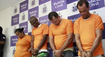 Os criminosos deverão responder por roubo qualificado e associação criminosa - Divulgação