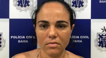 Mulher confessa ter matado o filho por ele chorar demais em Conquista - Polícia civil/Divulgação