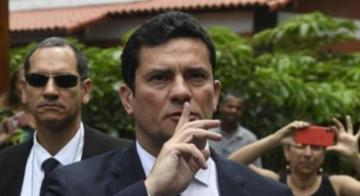 Juiz Sergio Moro aceita convite de Bolsonaro para comandar o Ministério da Justiça - Mauro Pimentel/AFP