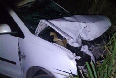 Duas pessoas morrem e cinco ficam feridas em colisão na BA-290 | Reprodução | SulBahia News