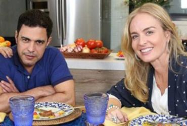 Angélica e Zezé di Camargo rebatem rumor de que tiveram romance | Divulgação | TV Globo