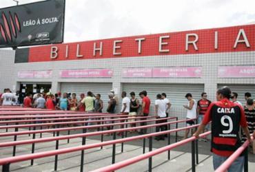 Vitória faz promoção de ingressos para clássico no domingo   Edilson Lima l Ag. A TARDE l Arquivo