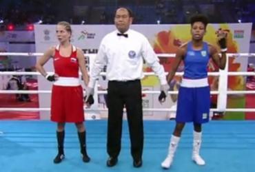 Jucielen derrota russa e fica a uma luta de garantir pódio no Mundial de Boxe | Reprodução | Youtube