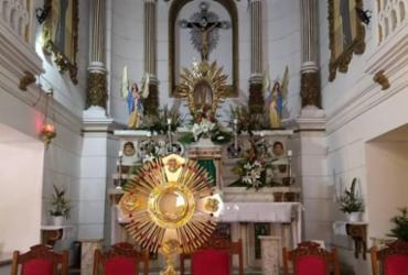 Domingo tem romaria no santuário de Candeias | Reprodução | Facebook