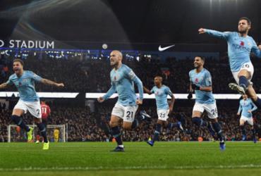 Domingo de futebol | Manchester City | Divulgação