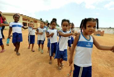 Salvador rumo ao acesso universal à pré-escola   Valter Pontes   Agecom