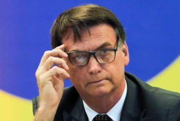 E Bolsonaro se mantém fora dos padrões. A questão: ele aguenta? | Sergio Lima | AFP