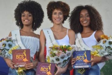 Finalistas baianas são selecionadas para final de concurso de beleza em Salvador   Divulgação   SSP-BA