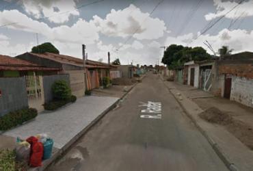 Mulher é estuprada e marido agredido durante assalto em Feira   Reprodução   Maps