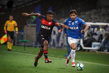 Vitória cai para o Cruzeiro e fica em situação desesperadora no Brasileirão   Vinnicius Silva l Cruzeiro Esporte Clube