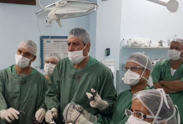 Curso reúne cirurgiões bariátricos de todo o país em Salvador