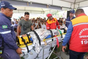 Defesa Civil reúne moradores para simulado de emergência em Camaçari | Divulgação