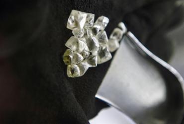 Bahia é responsável pela inserção do Brasil na extração de diamantes
