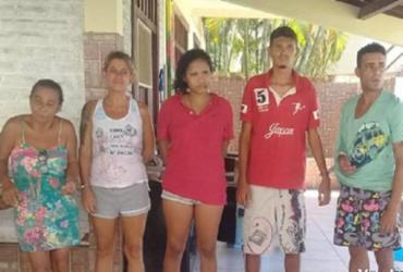 Cinco pessoas são presas por suspeita de tráfico em Ilhéus   Divulgação