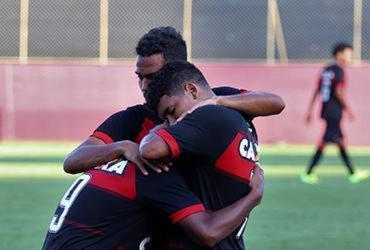 Vitória está a um passo da final do Brasileiro Sub-23   Maurícia da Matta   EC Vitória