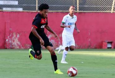 Lateral do Vitória é convocado para Seleção Sub-20   Maurícia da Matta   EC Vitória