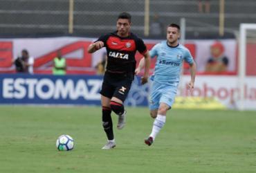 Veja imagens de Vitória x Grêmio pelo Brasileirão  