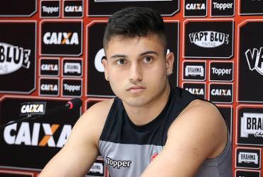Recuperado de lesão, Luan deve ser relacionado contra o Paraná   Maurícia da Matta   EC Vitória