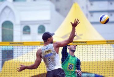 Vôlei de praia: Vitória disputa terceira etapa do Circuito Brasileiro   Reprodução   EC Vitória