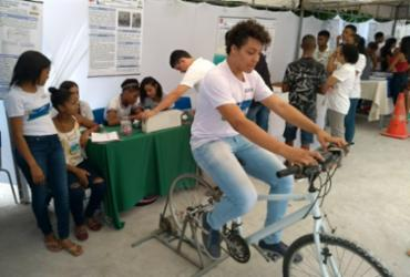 Estudantes de Amargosa promovem feira de inovação, ciência e tecnologia