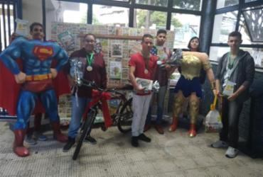 Estudantes de Vitória da Conquista são premiados em concurso de histórias em quadrinhos