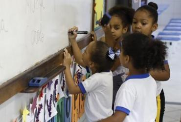 Melhores escolas públicas da Bahia superam a nota 7 no Ideb | Foto: Adilton Venegeroles / Ag. A TARDE