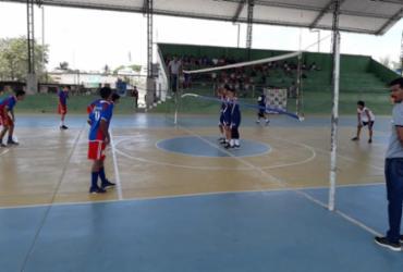 Jogos estudantis reúnem atletas de Eunápolis e Bom Jesus da Lapa
