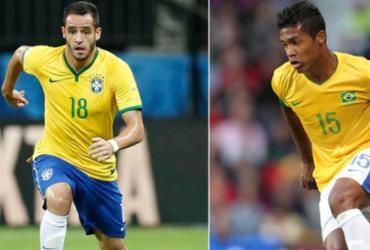 Com Coutinho e Marcelo machucados, Tite convoca Renato Augusto e Alex Sandro | CBF | Divulgação