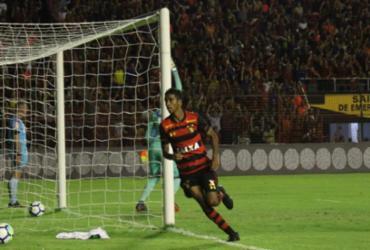 Sport bate o Ceará e coloca o Vitória na zona de rebaixamento   Williams Aguiar l Sport Club do Recife