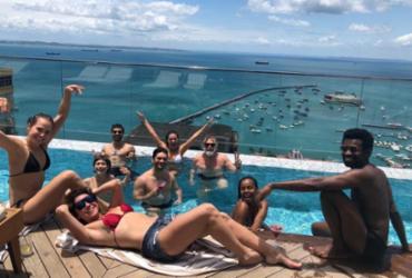 Globais curtem dia em Salvador antes da gravação final de Segundo Sol | Fera Palace Hotel