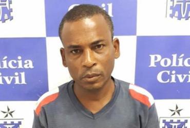 Homem é preso por matar ex-mulher em Itaparica | Divulgação | SSP BA
