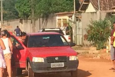 Mulher morre e homem fica ferido durante emboscada em Itabela | Reprodução | site | Radar 64